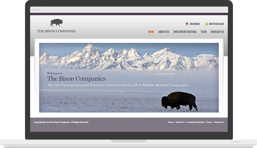 The Bison Companies